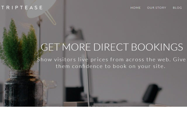 Travel software start-up Triptease gets seed funding to the tune of $2m