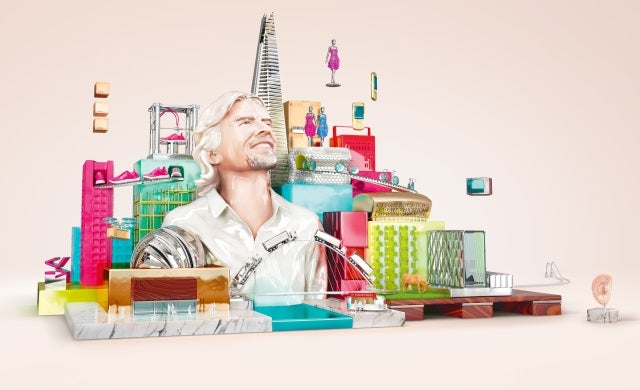 Branson offers record £1m prize fund for Pitch 2 Rich 2015