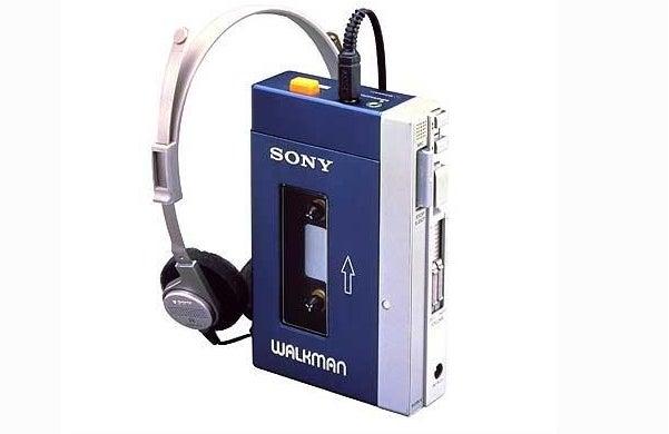 Business ideas Sony Walkman