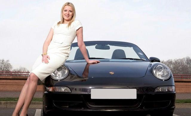 Entrepreneurs' cars: Porsche 911 Carrera 4s