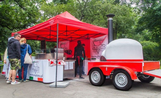 Mobile Ovens: The business opportunity