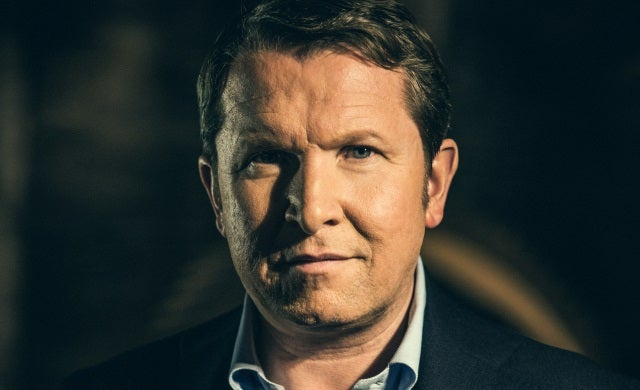 Who is Nick Jenkins? 10 things you need to know about the new Dragon