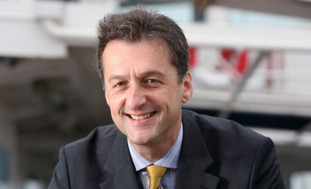 The Entrepreneur: Richard Powell, Crimson & Co
