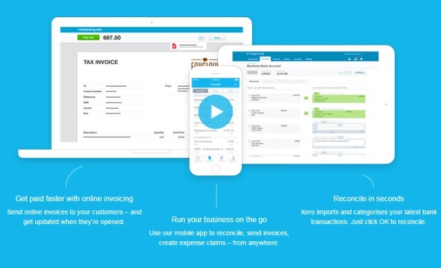 Xero adds new features to accounting and payroll software