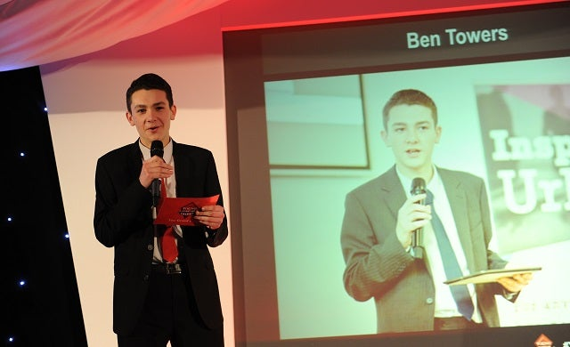 Young Entrepreneurs: Ben Towers, Towers Design