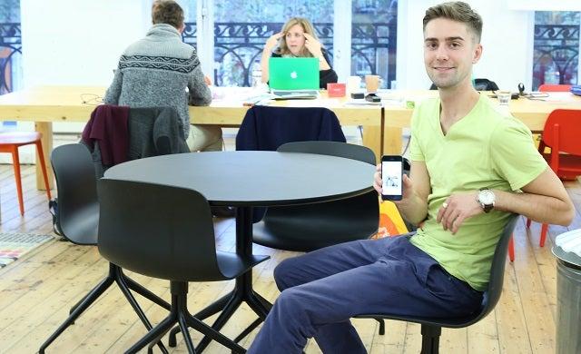 Young Entrepreneurs: Calum Leslie, Wooju