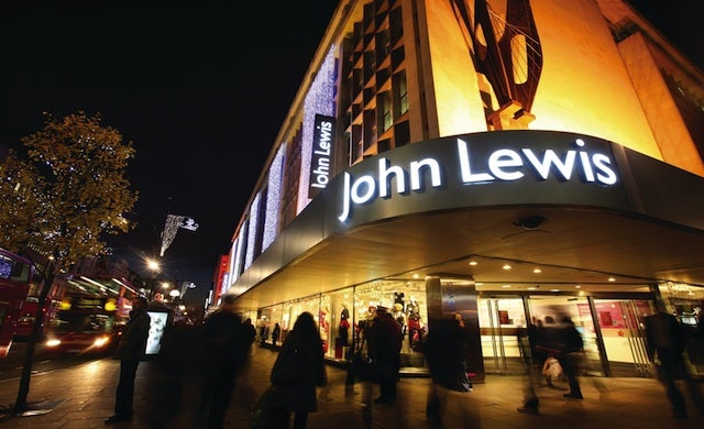 John Lewis launches JLAB tech start-up accelerator for 2015