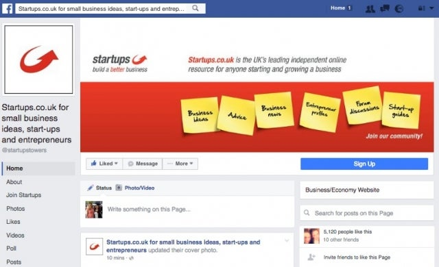 Does your business need a Facebook page?