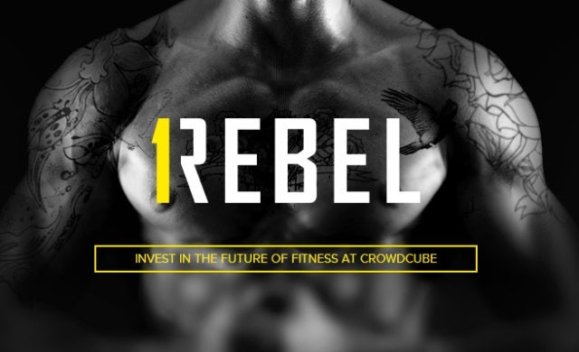 Crowdfunding success stories: 1Rebel