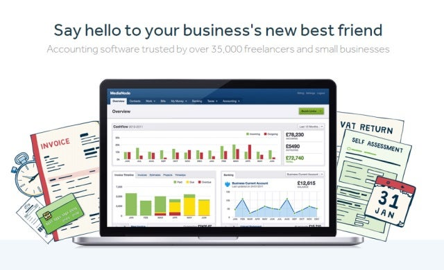 FreeAgent raises $5m for small business accountancy software