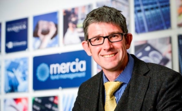 Meet the investor: Dr Mark Payton, Mercia Fund Management