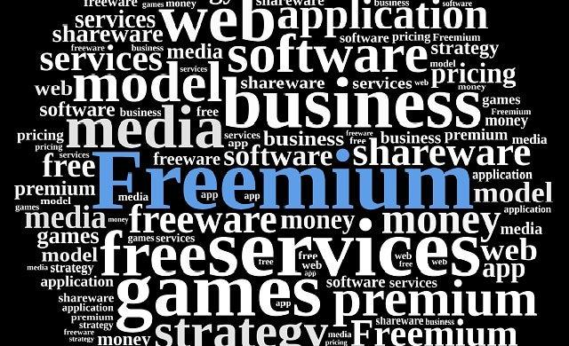 #2 The freemium business model