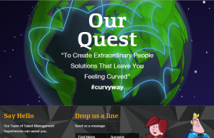 The Curve Group mission