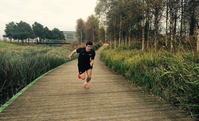 Alba Fitness: Gavin Bell