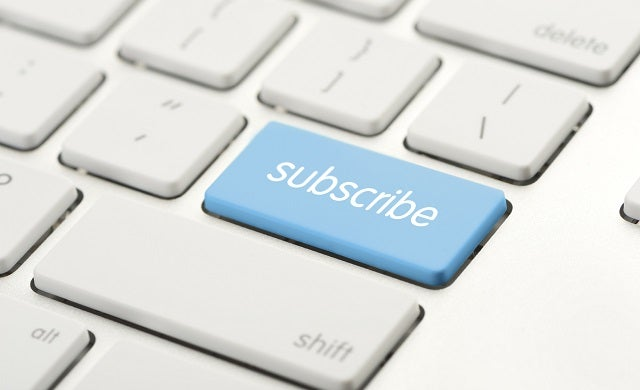 #4 The subscribing to receive tangible products business model