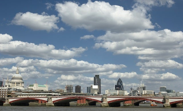 Central London office space availability hits 14 year low