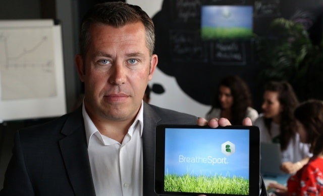The Entrepreneur: Barry Houlihan, BreatheSport