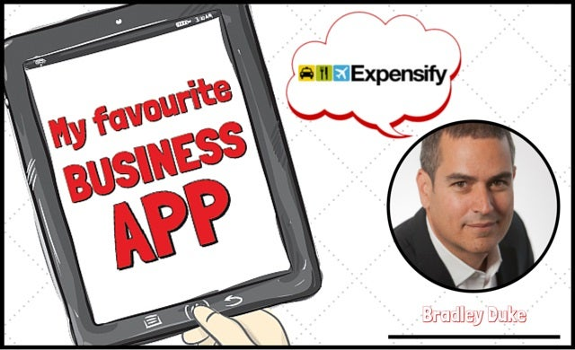 Best apps for business: Expensify