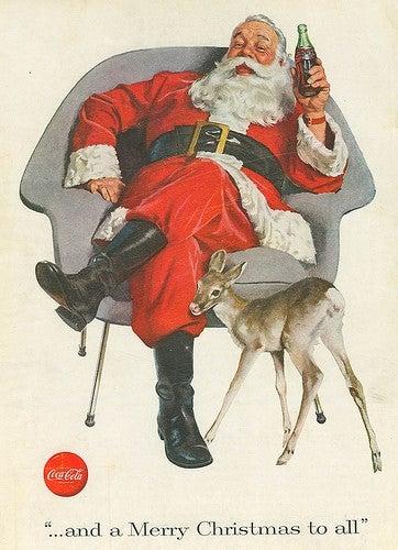 Coke Father Christmas
