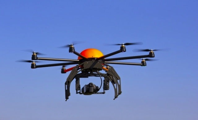 Drone service Sky-Futures attracts £2.5m from MMC Ventures