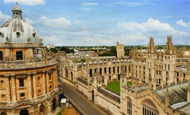 "Oxfordshire tops UK ""Innovation map"" while London falls behind"