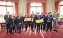 Peter Jones CBE launches Tycoon in Schools 2015