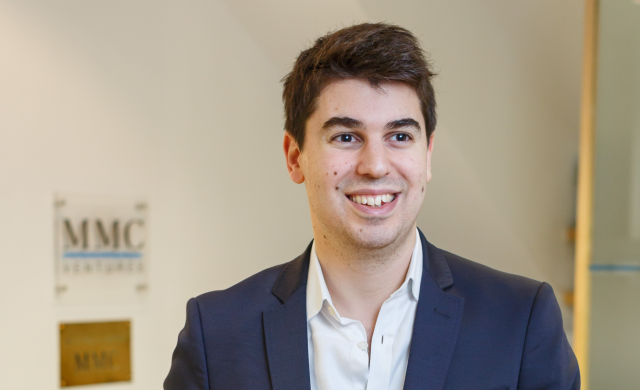 Meet the investor: Simon Menashy, MMC Ventures