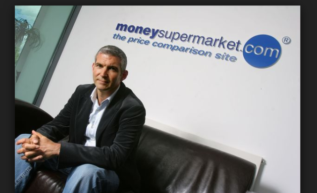 Moneysupermarket.com's Simon Nixon makes £56m from share sale