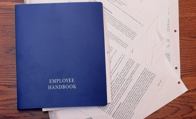Staff handbooks: A quick guide for new employers