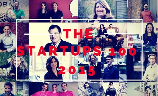 Startups 100 2015: Winners unveiled!