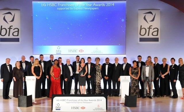 UK's best franchising entrepreneurs announced for bfa Awards shortlist