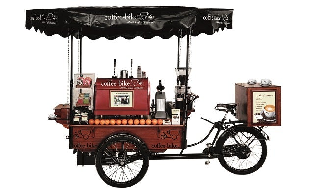 Coffee bike resize