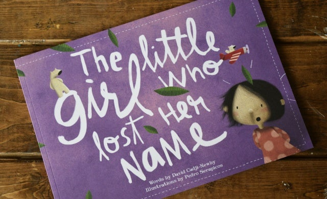 Google backs $9m in storytelling start-up Lost My Name