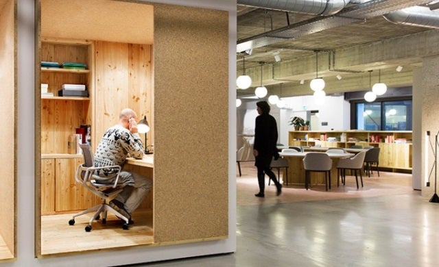 Netherlands workspace provider Spaces opens first UK site