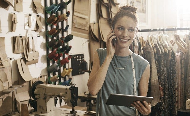 How to run a start-up business from your mobile