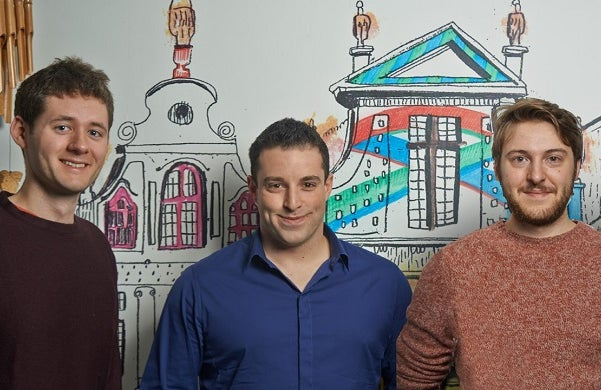GetAgent: Sebastien Powell, Peter Thum-Bonnano and Colby Short