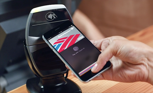 Apple Pay launches in the UK