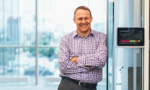 The Entrepreneur: Paul Statham, Condeco Software