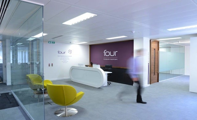 PR agency Four Communications spins £10m from BGF
