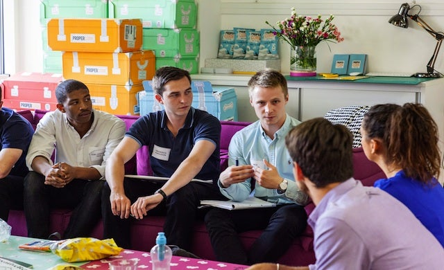 PROPERCORN names winner of young entrepreneur start-up competition