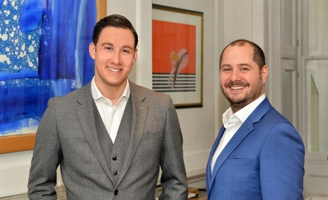The Entrepreneur: Richard Douglas and Alex Bourne, Hanover West End