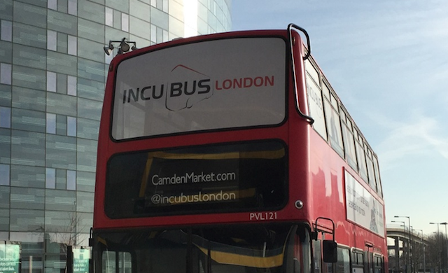 IncuBus Ventures partners with Camden Market for retail start-up incubator