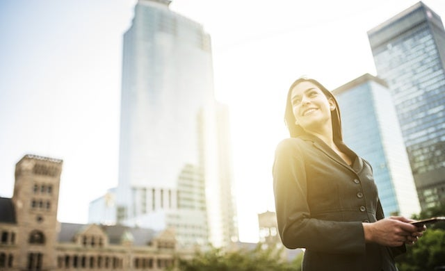 New survey claims female entrepreneurs are more successful than men