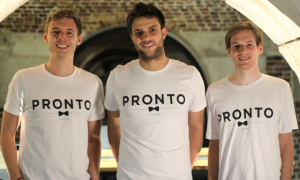 Pronto raises £1m for healthy food delivery service