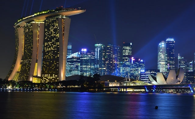 Spaces available for UK tech businesses to join Singapore trade mission