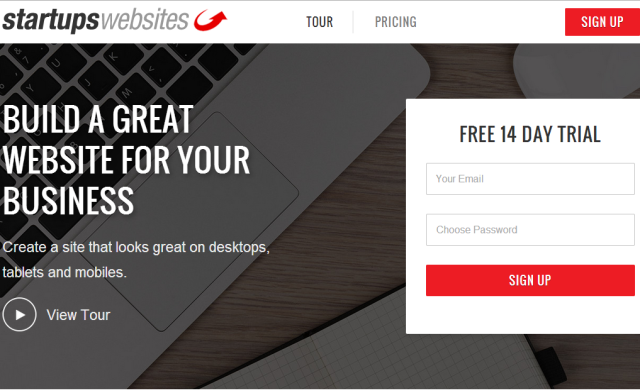 Startups.co.uk partners with BaseKit to launch small business web building service