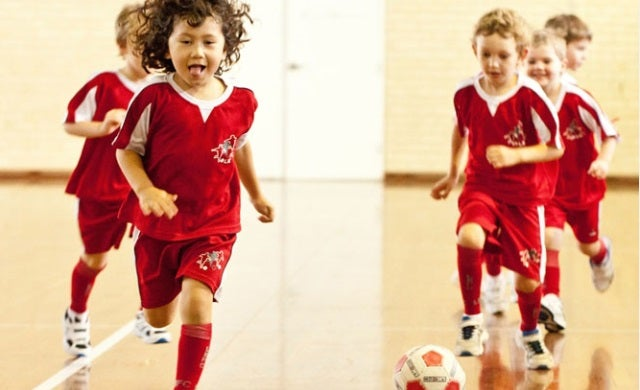 Little Kickers on a run with Chiswick franchise