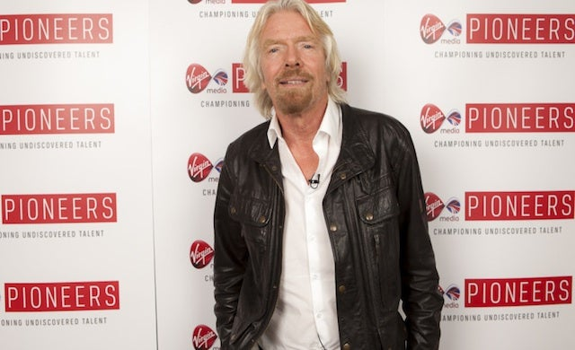 "Branson relaunches initiative to help British ""foodies"" launch in US"
