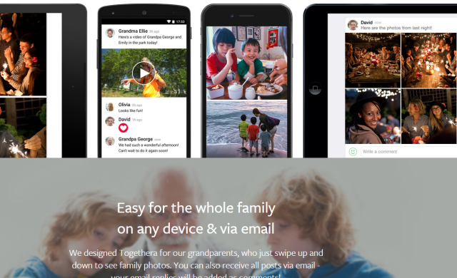 """Facebook for real friends"" app Togethera scoops £220,000"