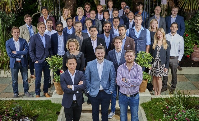 UK's top young entrepreneurs have collectively raised over £133m